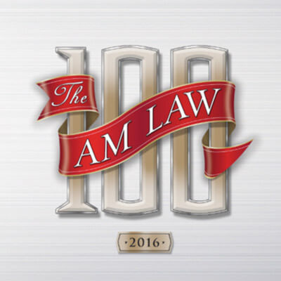 TOP 10 AM LAW 100 FIRM